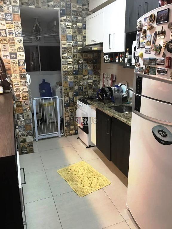 Apartamento com 2 Dormitórios à venda, 81 m² por R$ 580.000,00