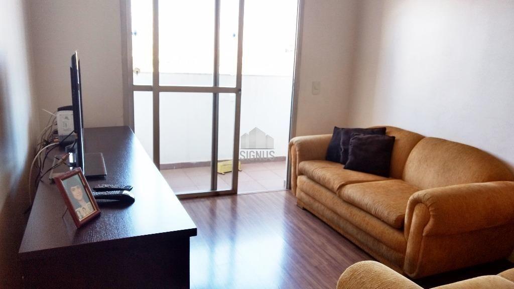 Apartamento com 3 Dormitórios à venda, 105 m² por R$ 430.000,00