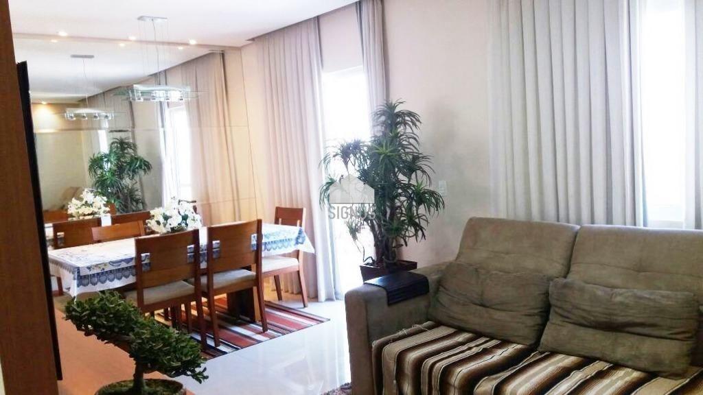 Apartamento com 3 Dormitórios à venda, 89 m² por R$ 650.000,00
