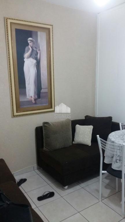 Apartamento com 1 Dormitórios à venda, 40 m² por R$ 200.000,00