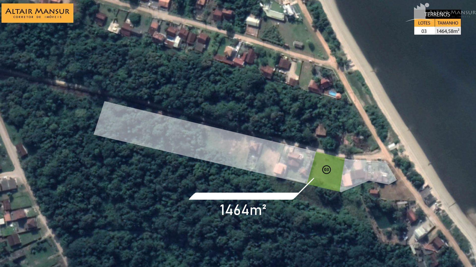 Terreno/Lote à venda  no Vila da Gloria - São Francisco do Sul, SC. Imóveis
