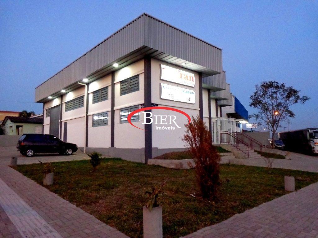 Prédio comercial/residencial à venda  no Urlândia - Santa Maria, RS. Imóveis