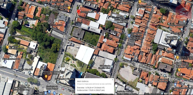 Terreno/Lote à venda  no Centro - Fortaleza, CE. Imóveis