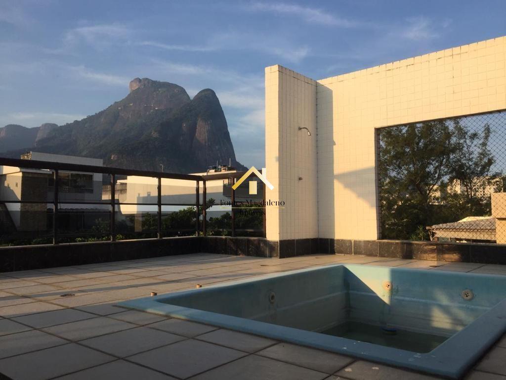 Cobertura à venda  no Barra da Tijuca - Rio de Janeiro, RJ. Imóveis