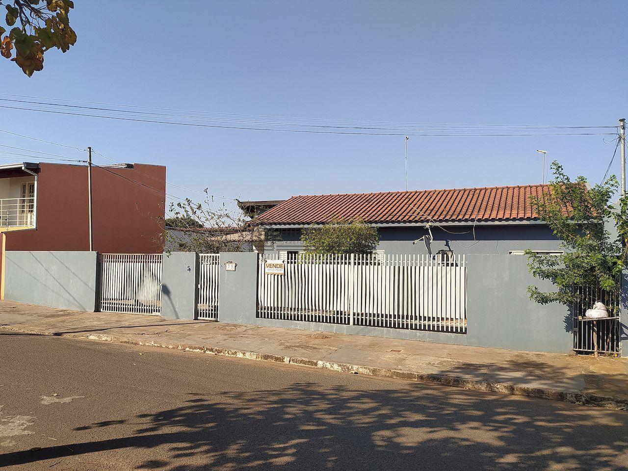 Casa à venda  no Tiradentes - Campo Grande, MS. Imóveis