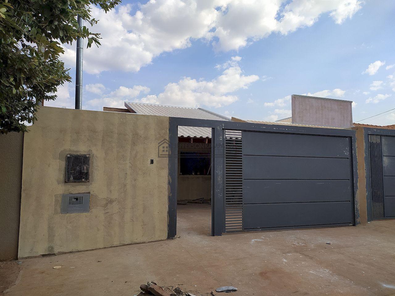 Casa à venda  no Santo Antonio - Campo Grande, MS. Imóveis
