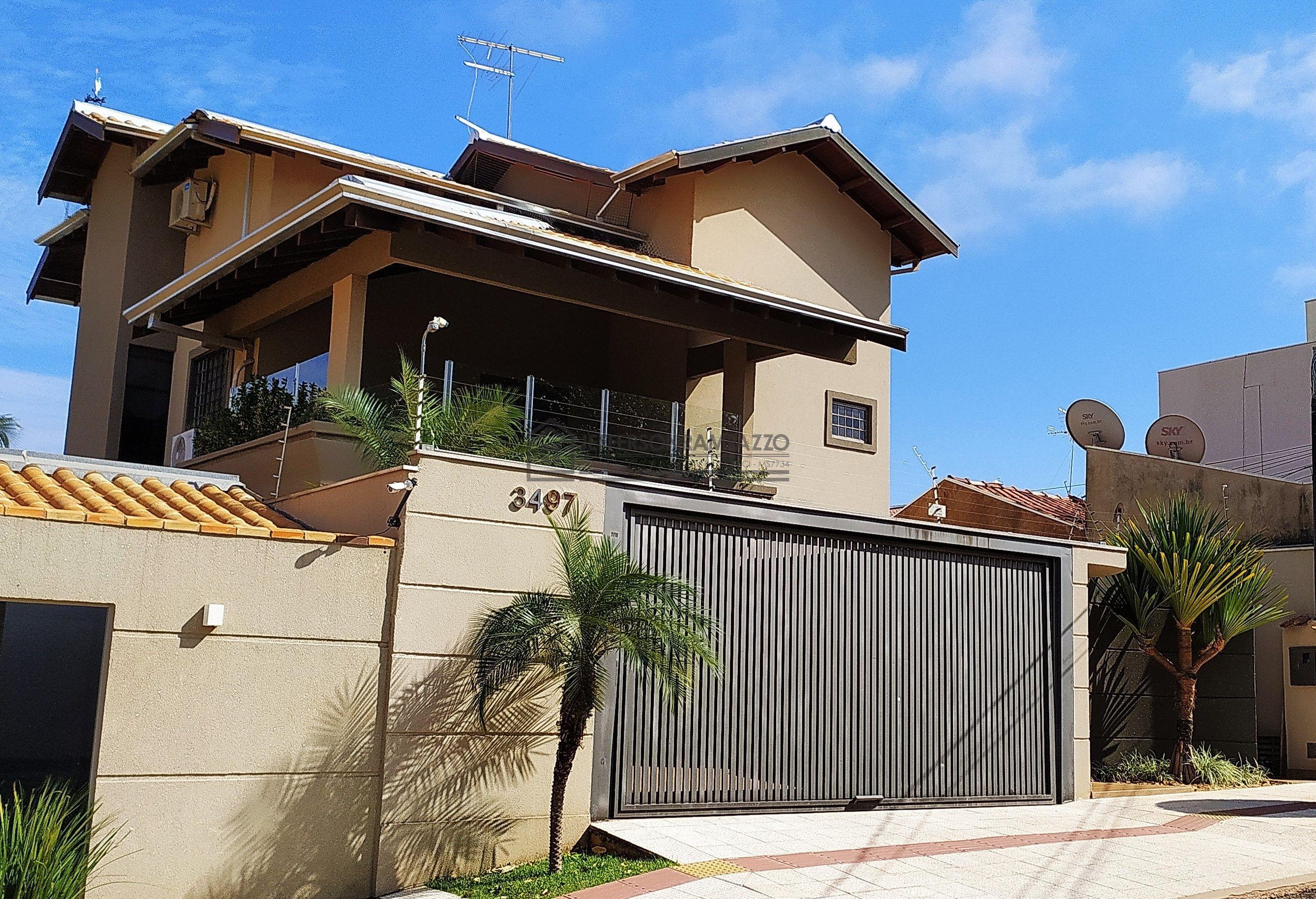 Sobrado à venda  no Vila Rosa Pires - Campo Grande, MS. Imóveis