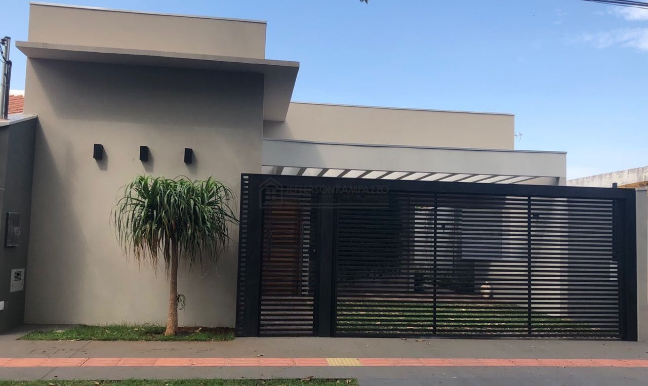 Casa à venda  no Vila Alba - Campo Grande, MS. Imóveis