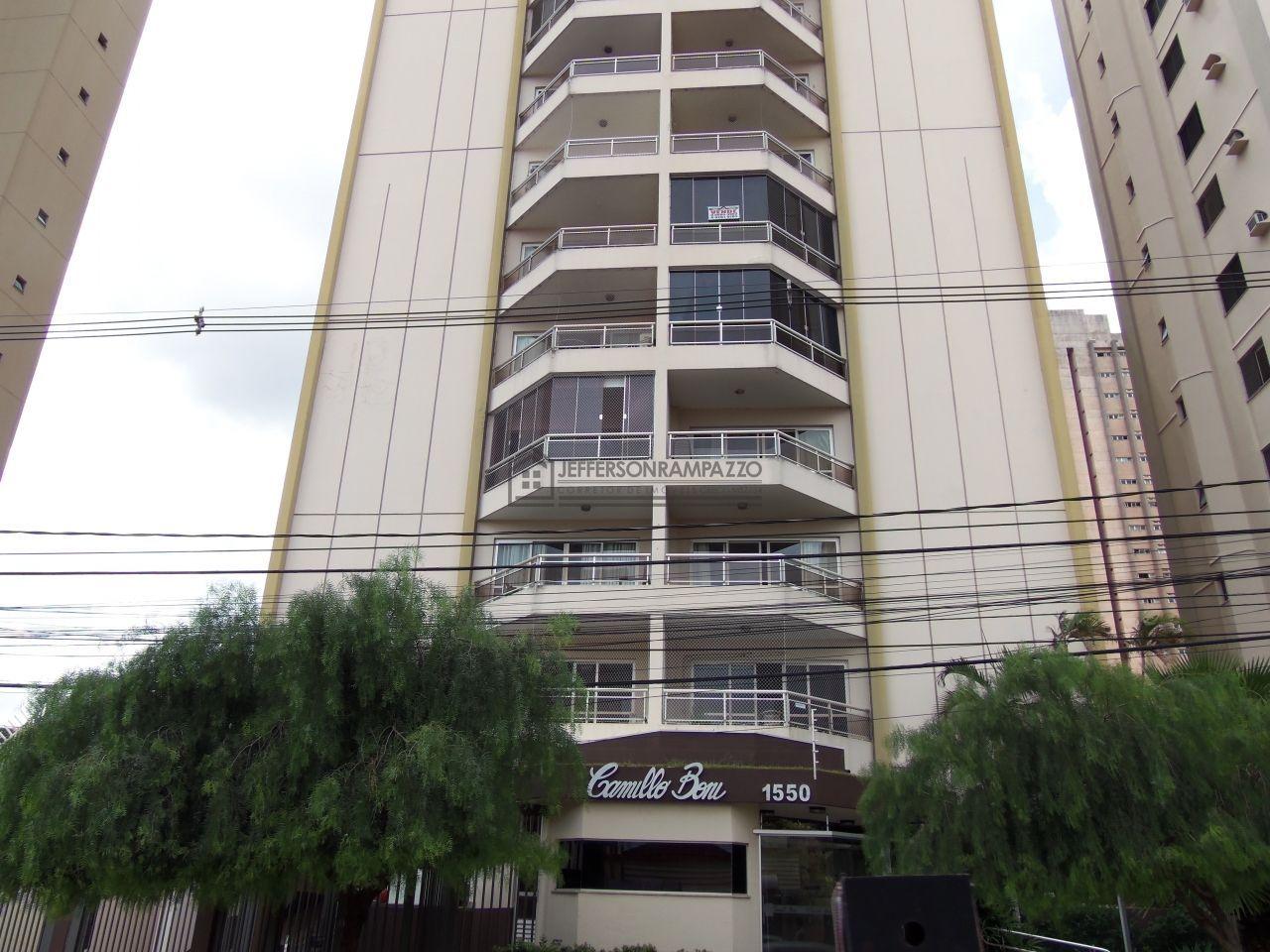 Apartamento à venda  no Centro - Campo Grande, MS. Imóveis