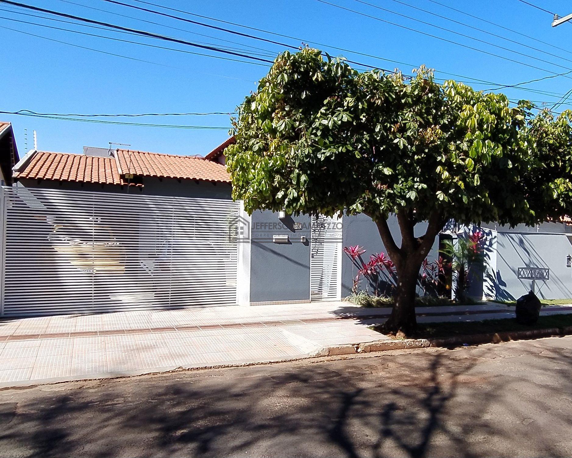 Casa à venda  no Carandá Bosque - Campo Grande, MS. Imóveis