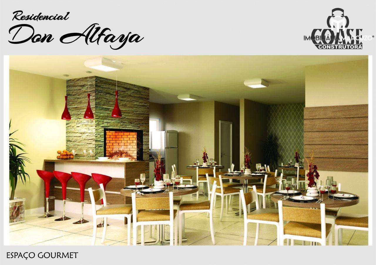 Apartamento com 1 Dormitórios à venda, 44 m² por R$ 231.430,00