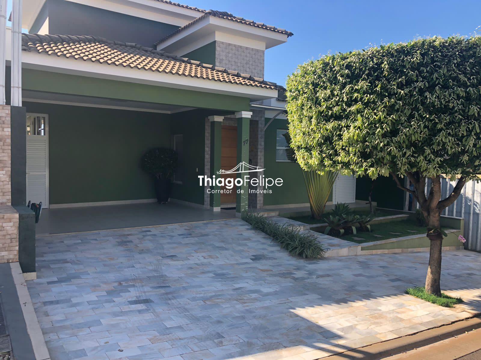 Casa em condomínio à venda  no Porto Seguro Residence - Presidente Prudente, SP. Imóveis