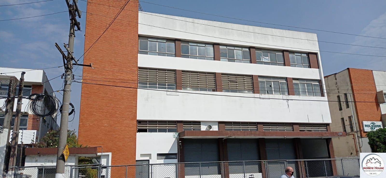 Pavilhão/galpão/depósito à venda  no Água Branca - São Paulo, SP. Imóveis