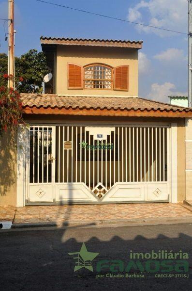 Sobrado à venda  no Jardim Arujá - Guarulhos, SP. Imóveis