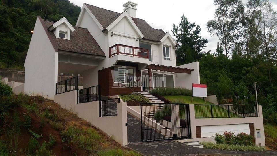 Casa à venda  no Centro - Sao Vendelino, RS. Imóveis