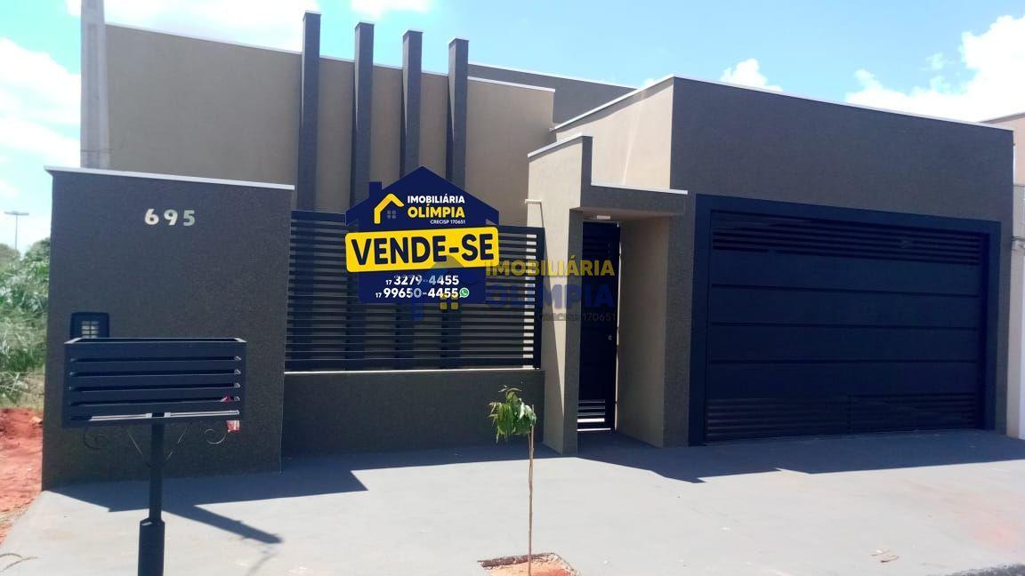 Casa à venda  no Jardim Centenário - OlÍmpia, SP. Imóveis