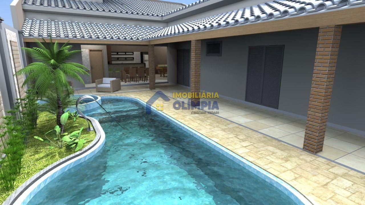 Casa à venda  no Parque Villa Lobos - OlÍmpia, SP. Imóveis