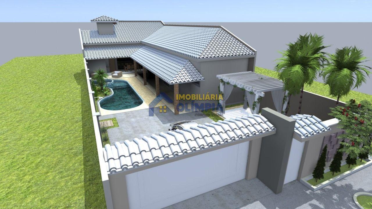 Casa com 3 Dormitórios à venda, 196 m² por R$ 400.000,00