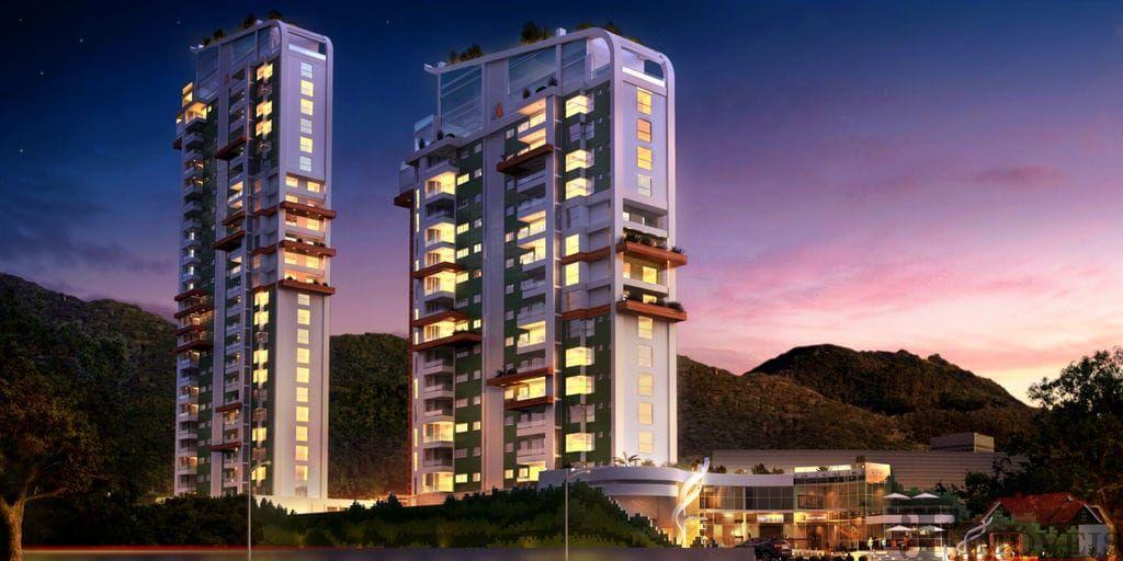 Apartamento à venda  no Ressacada - Itajaí, SC. Imóveis
