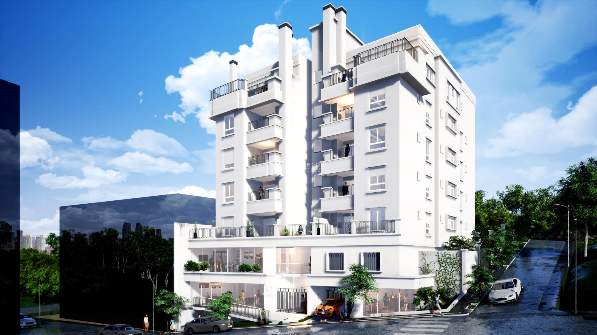 Apartamento à venda  no Hidráulica - Lajeado, RS. Imóveis