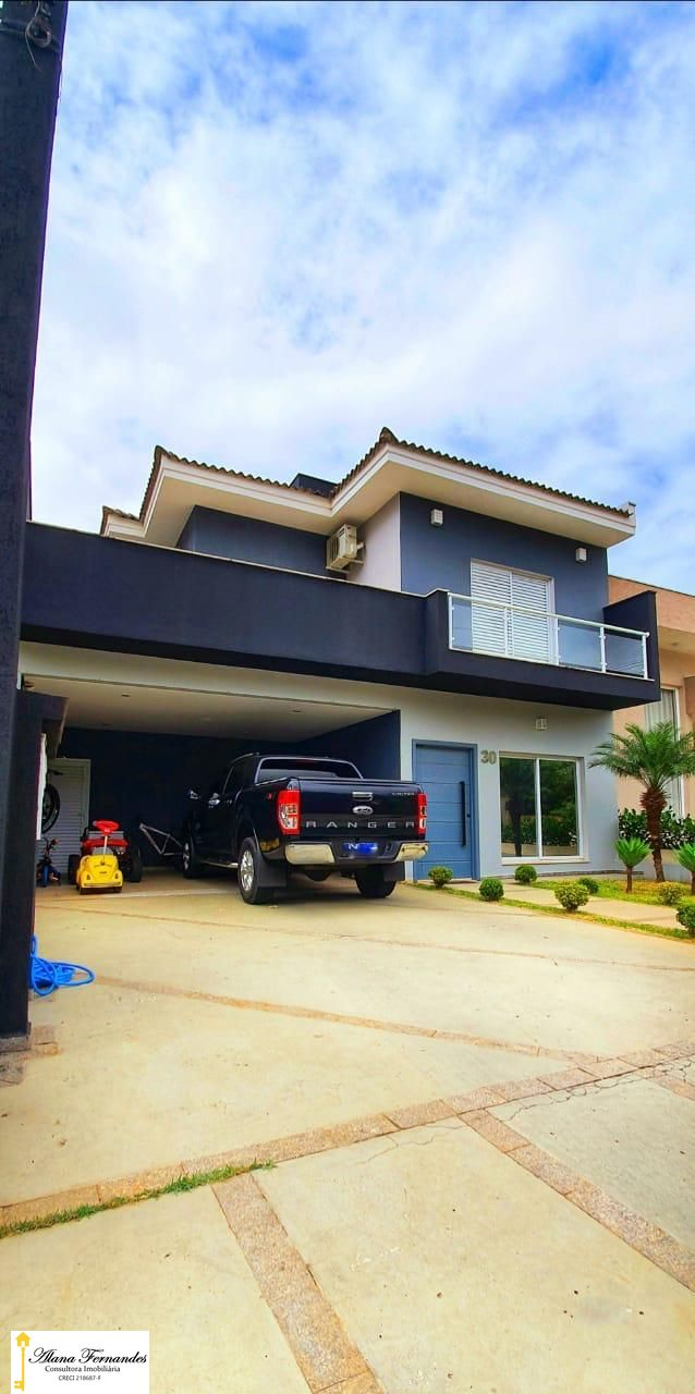 Casa em condomínio à venda  no Residencial Villa do Bosque - Sorocaba, SP. Imóveis