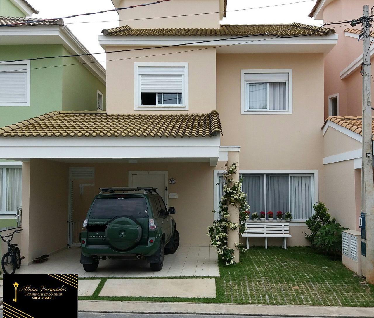 Casa em condomínio à venda  no Jardim Eltonville - Sorocaba, SP. Imóveis