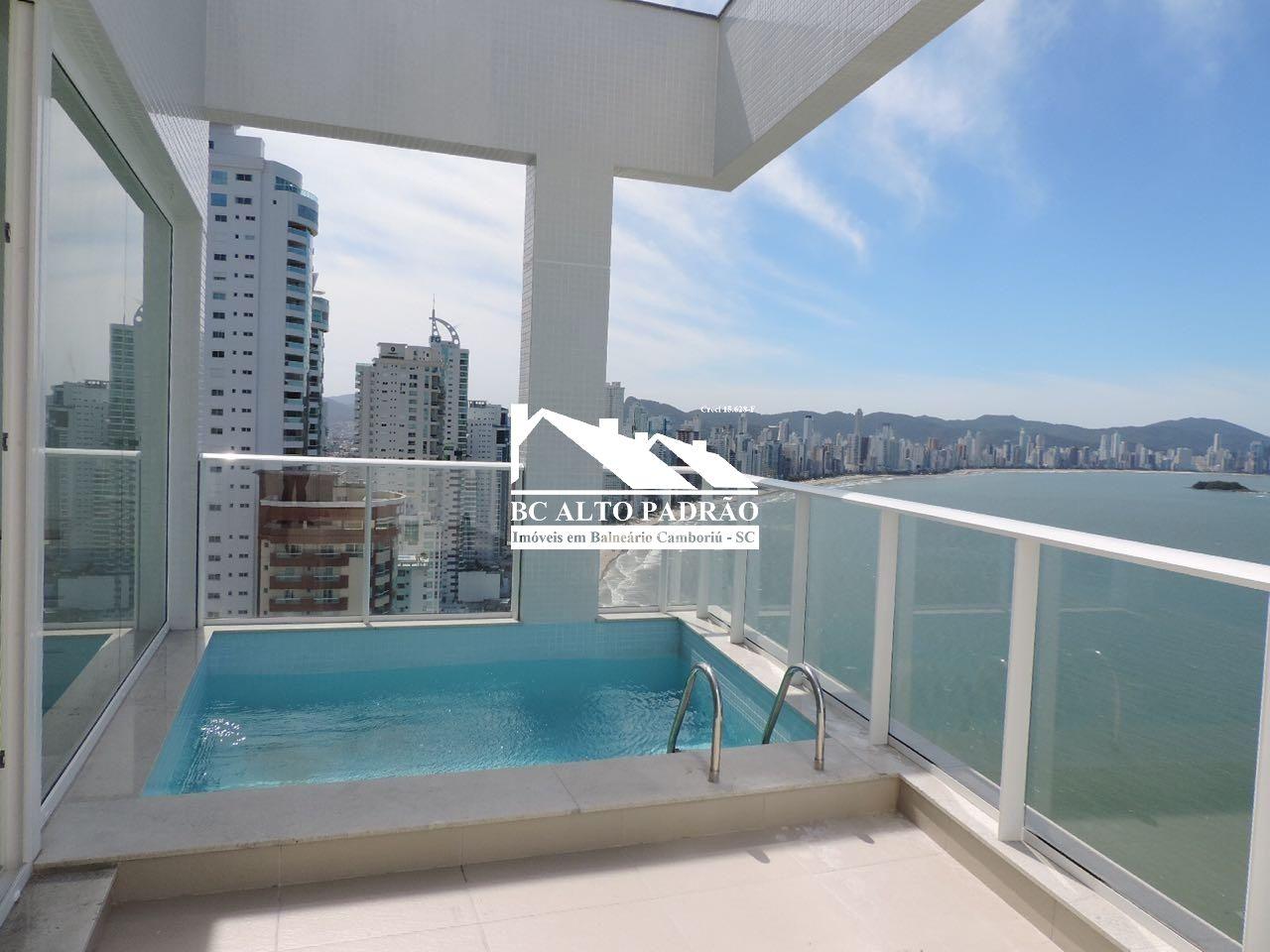 Cobertura à venda  no Centro - Balneário Camboriú, SC. Imóveis