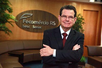 Em Ijuí, Presidente da Fecomércio diz que o momento é de otimismo quanto à retomada da economia
