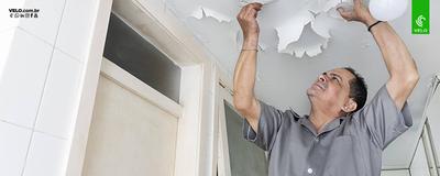 De quem é a responsabilidade dos consertos no apartamento alugado?
