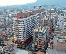 Apartamento disponível na Torre em construção