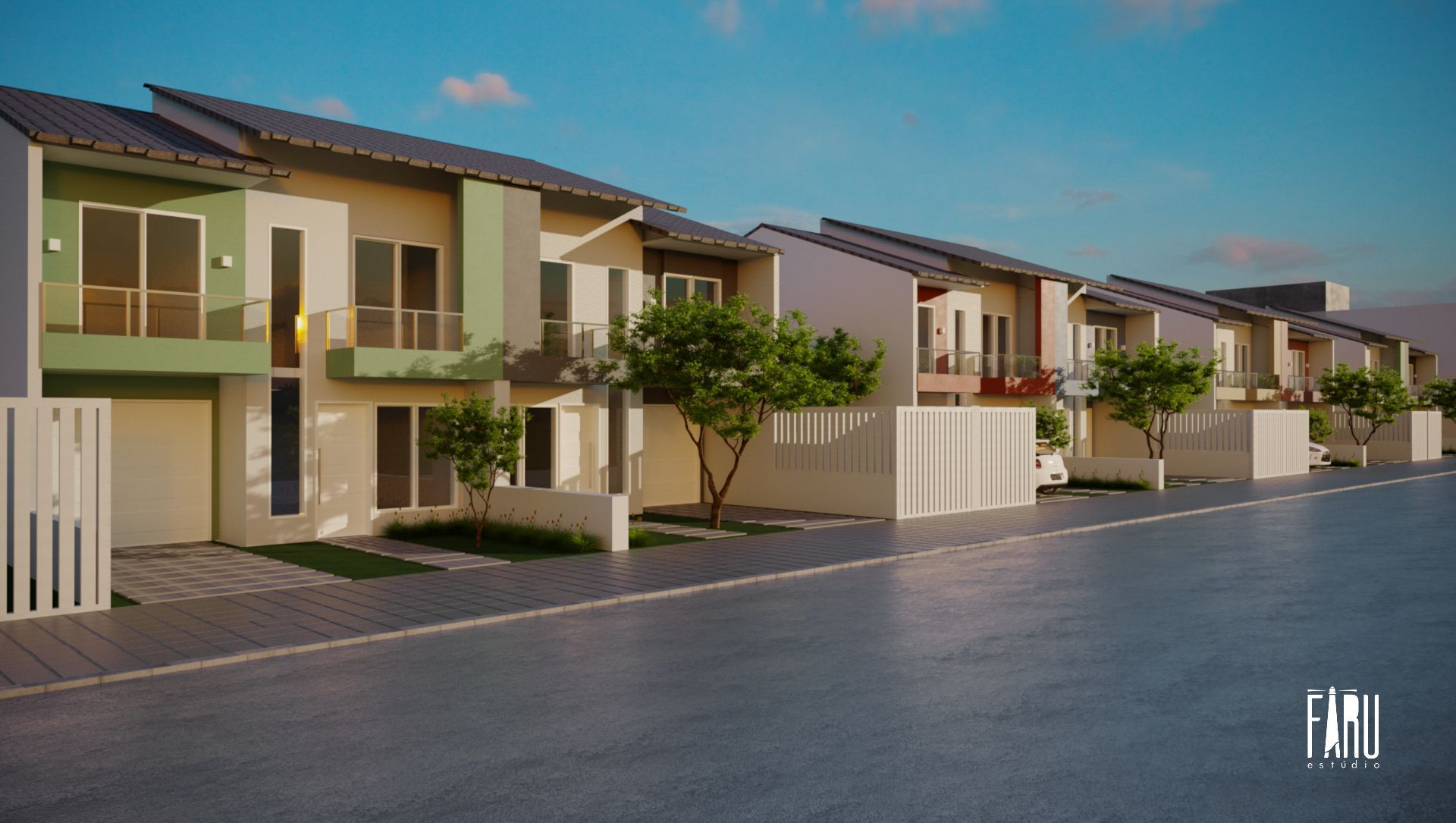 Casa em condomínio à venda  no Camobi - Santa Maria, RS. Imóveis