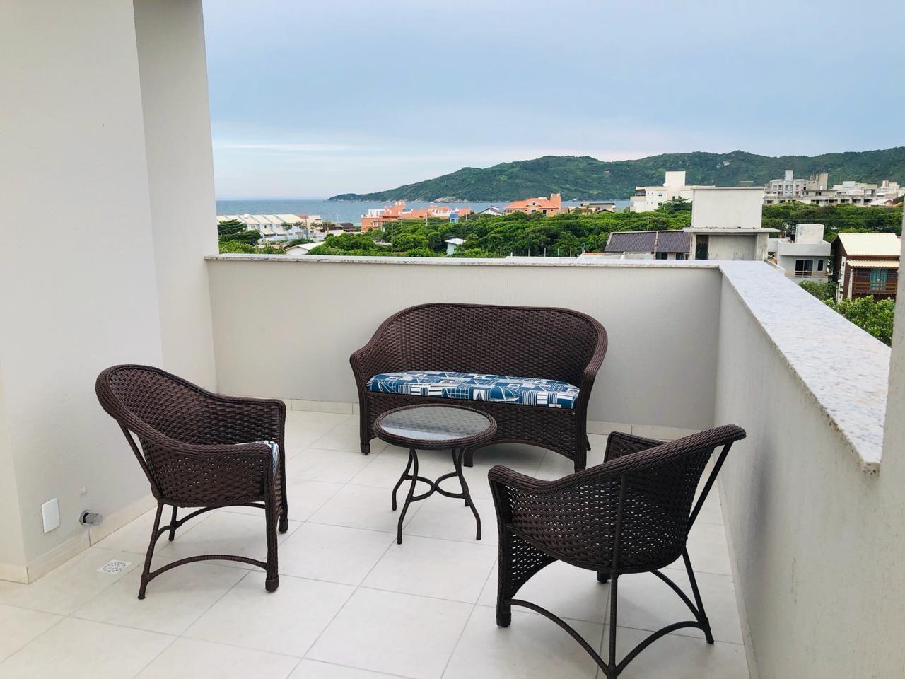 Cobertura para alugar  no Canto Grande - Bombinhas, SC. Imóveis