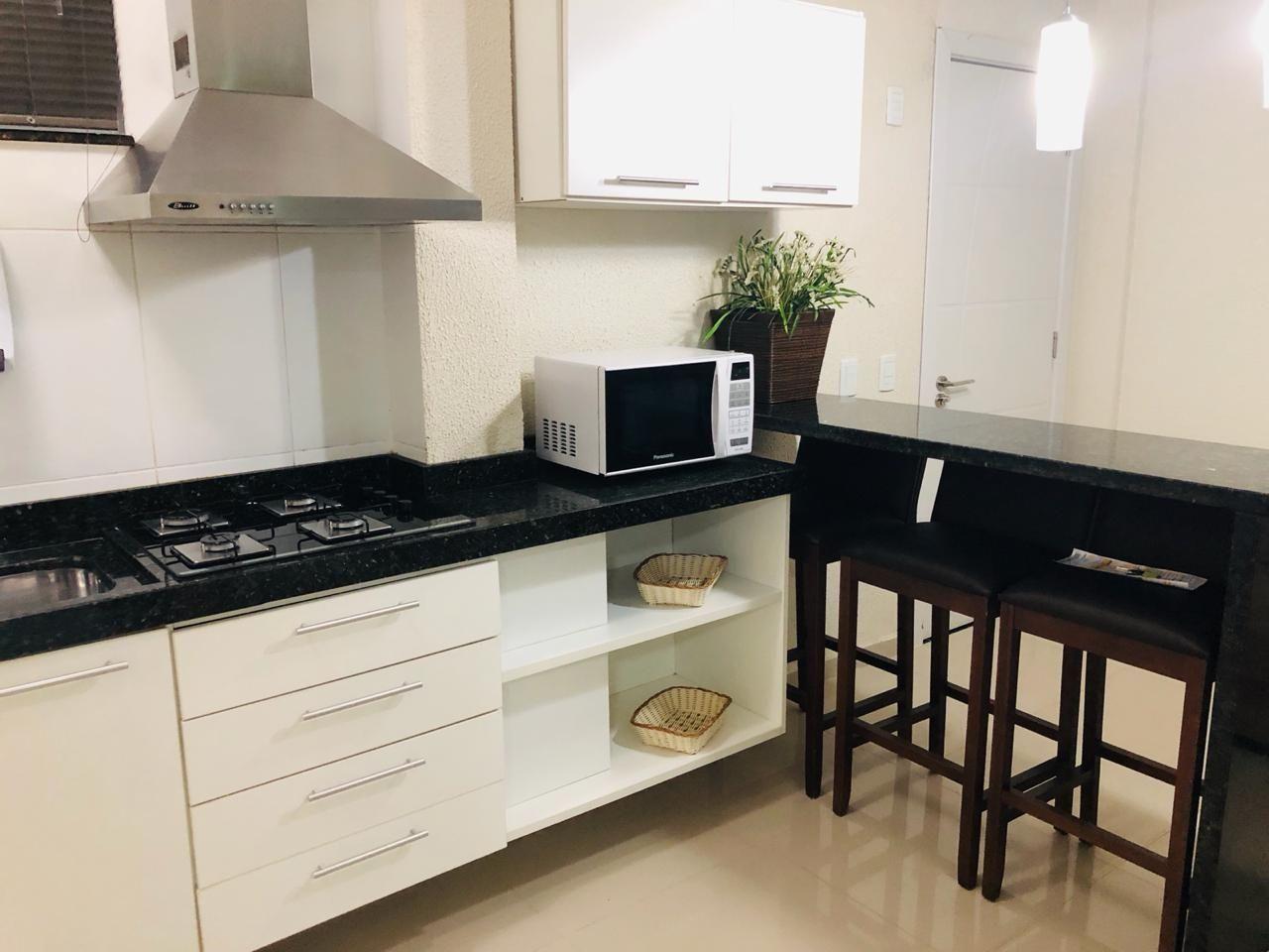 Apartamento com 1 Dormitórios para alugar, 44 m² por R$ 450,00