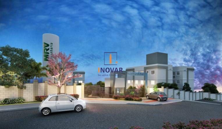 Apartamento com 2 Dormitórios à venda, 42 m² por R$ 155.900,00