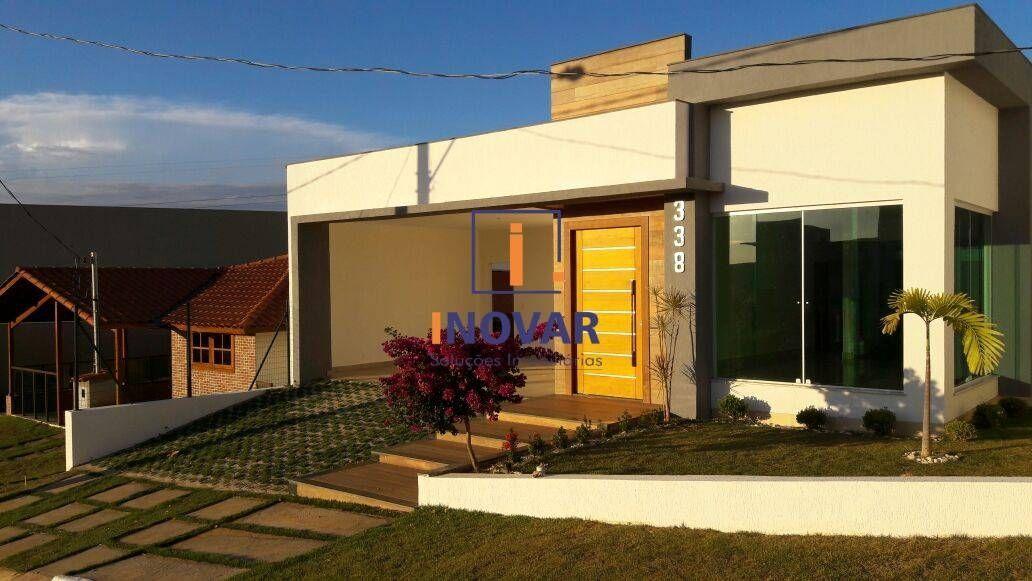 Casa em condomínio à venda  no Gran Park - Vespasiano, MG. Imóveis