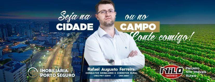 RAFAEL AUGUSTO FERREIRA - Corretor
