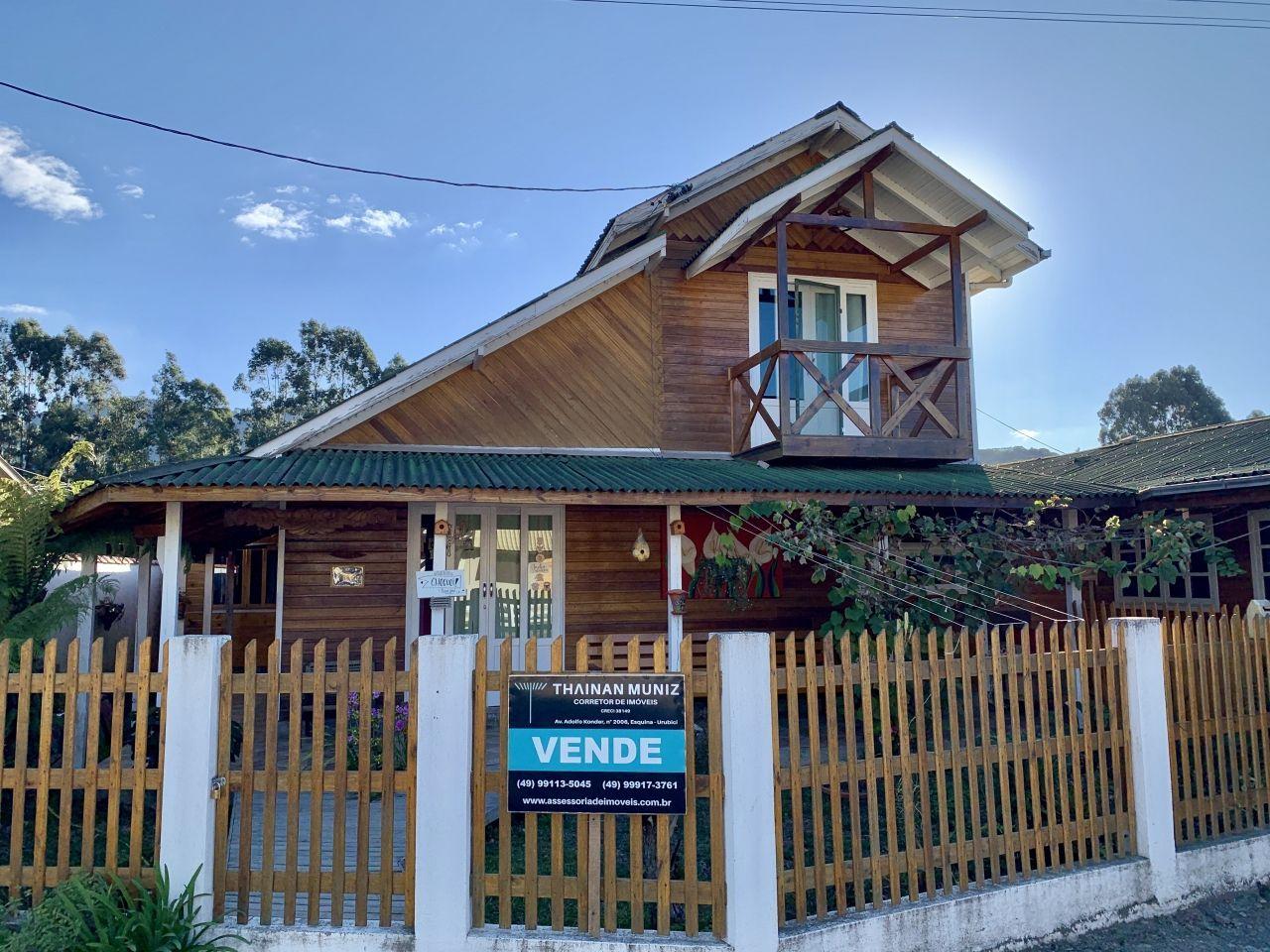 Casa à venda  no Centro - Urubici, SC. Imóveis