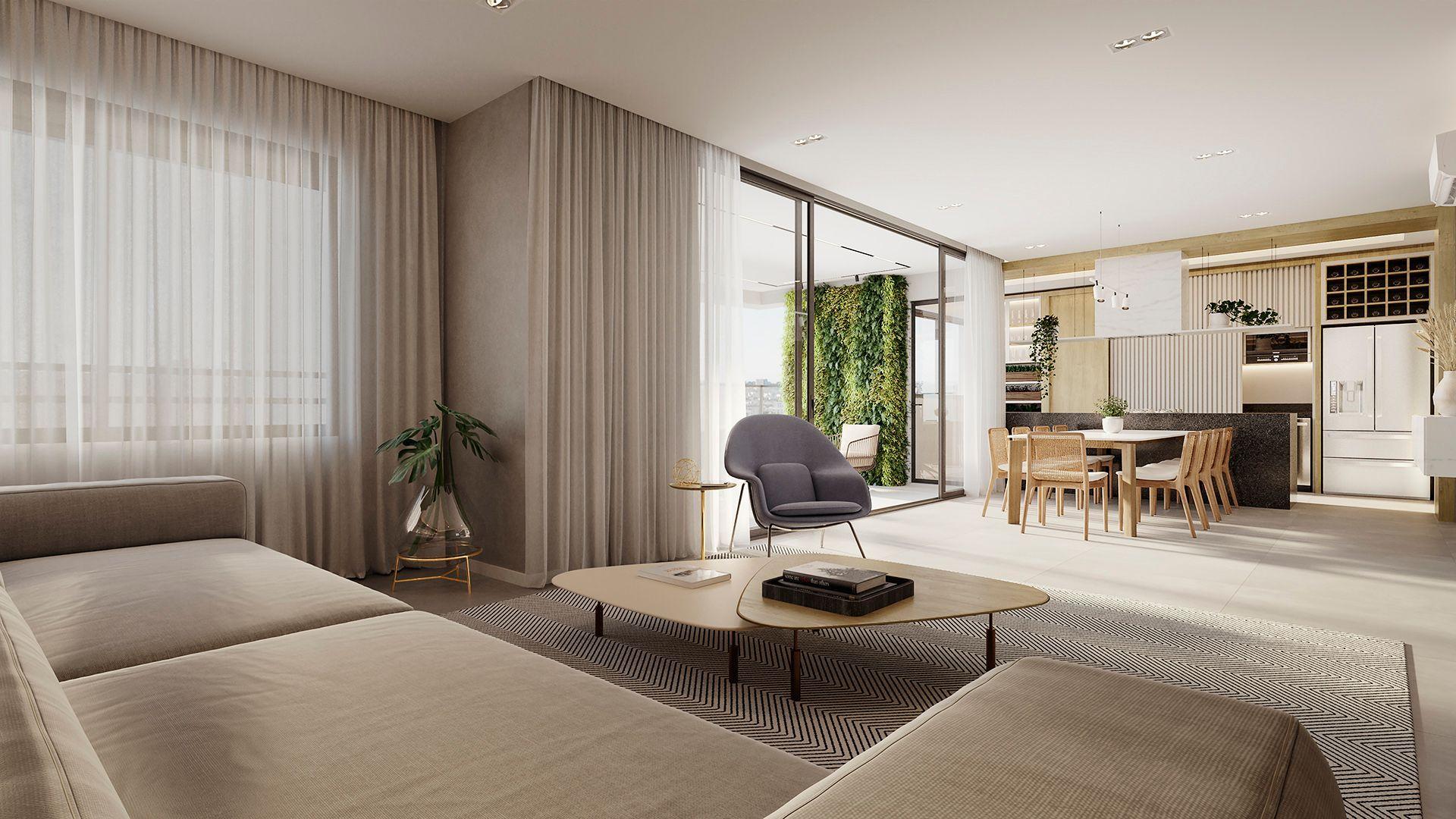 Apartamento à venda  no Jardim Karaíba - Uberlândia, MG. Imóveis