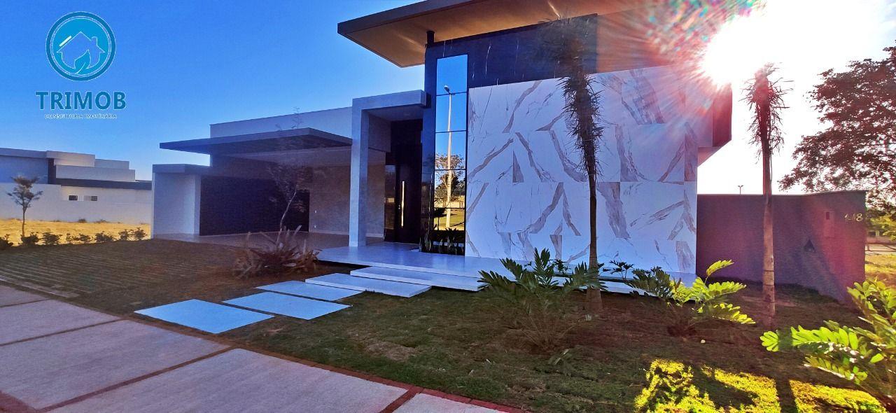 Casa em condomínio à venda  no Jardim Sul - Uberlândia, MG. Imóveis