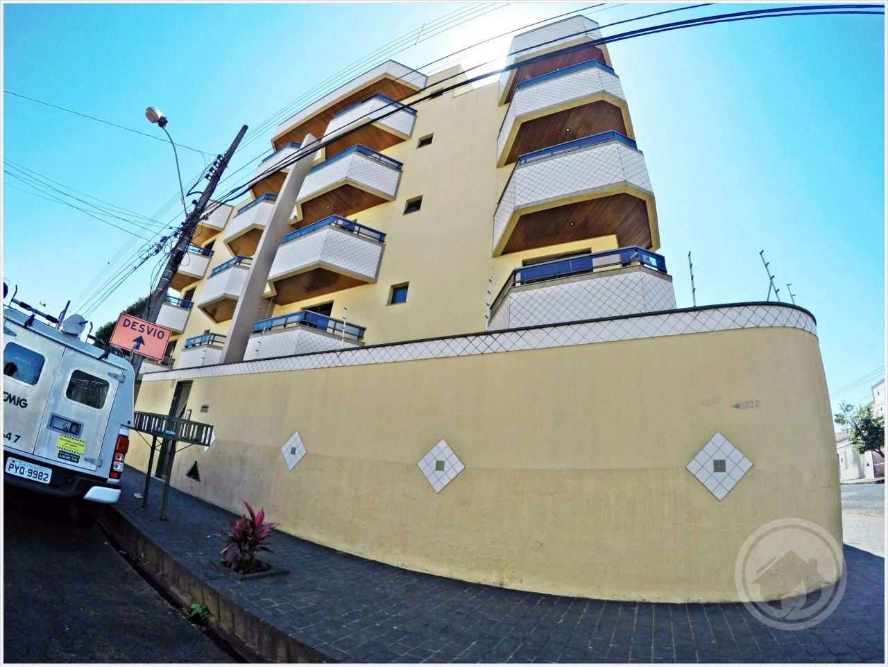 Apartamento à venda  no Brasil - Uberlândia, MG. Imóveis