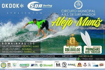 Circuito Municipal de Surf Amador Bombinhas