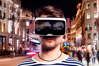 Tecnologia: Realidade Virtual