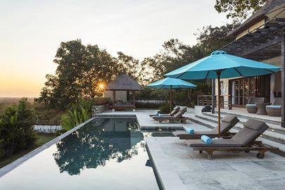 Tendência Casa Alphaville Lagoa dos Ingleses: Móveis de piscina