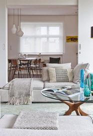 Tendência Casa Alphaville Lagoa dos Ingleses: Manta para sofá