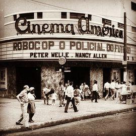 Cinema América (Praça Saens Peña )