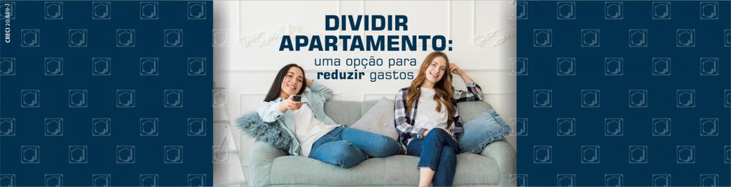 Dividir apartamento: opção para reduzir gastos