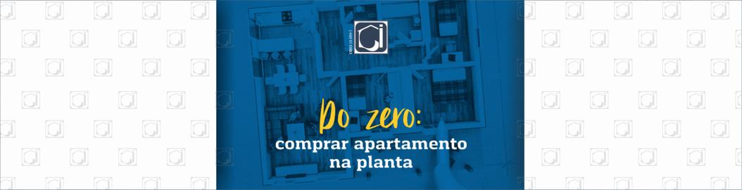 Do zero: apartamento na planta