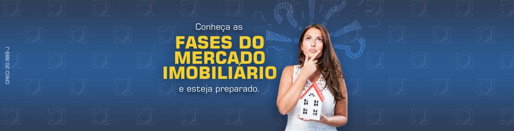 Conheça as fases do mercado imobiliário e esteja preparado