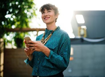 Como a tecnologia auxilia na compra ou aluguel do imóvel?