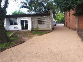 Fachada do escritório c/ 4 salas, 2 banheiros e cozinha - frente p/ a Av. Pres. Castelo Branco